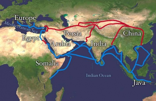 Everything you need to know about the Silk Road