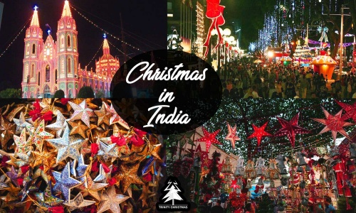 Check out the best places to visit during Christmas in India