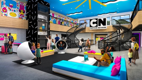 A Cartoon Network Themed Hotel is soon to Open up in 2020