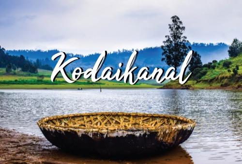 Experience the natural beauty of the beautiful Kodaikanal Town in tamil nadu