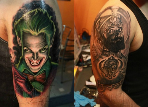 Check out the Best tattoo artists in Delhi