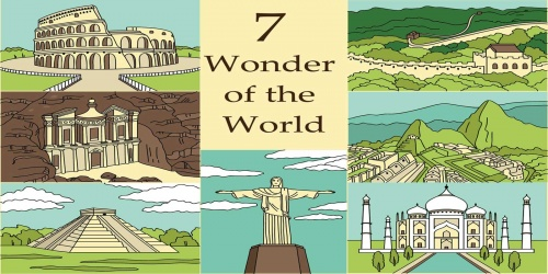 All you need to know about the 7 Wonders of the World