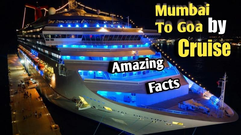 Mumbai to Goa Cruise Travel Guide