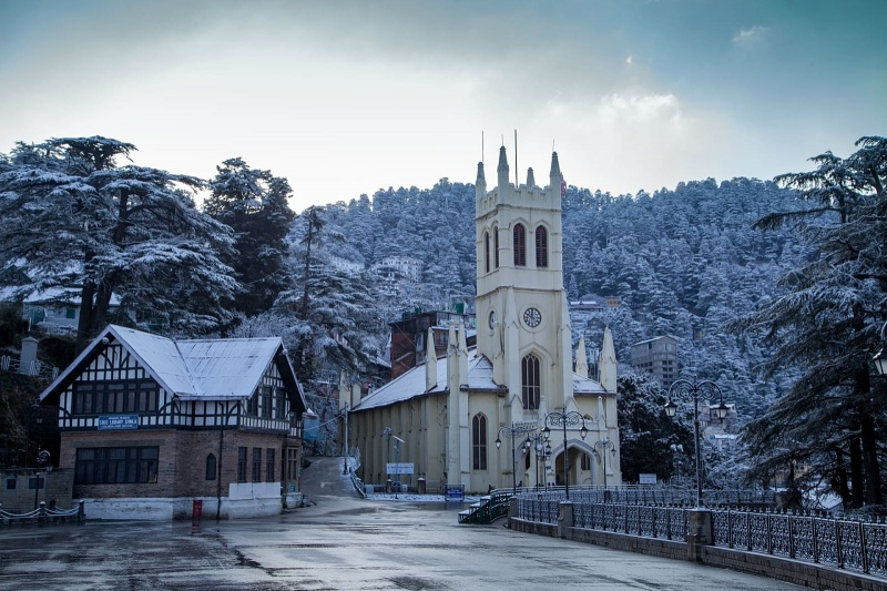 Shimla tourist places: places to visit in shimla