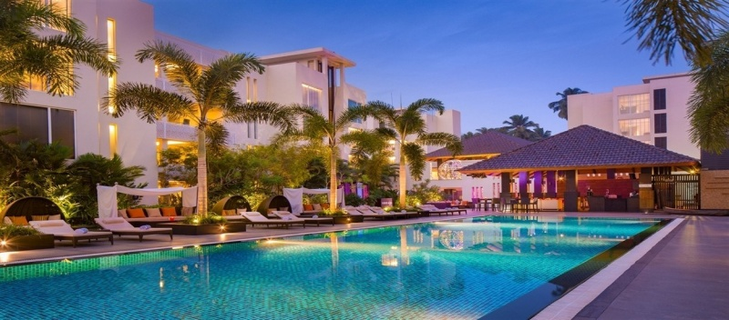 Enjoy an unforgettable VIP experience at the Hard Rock Hotel Goa