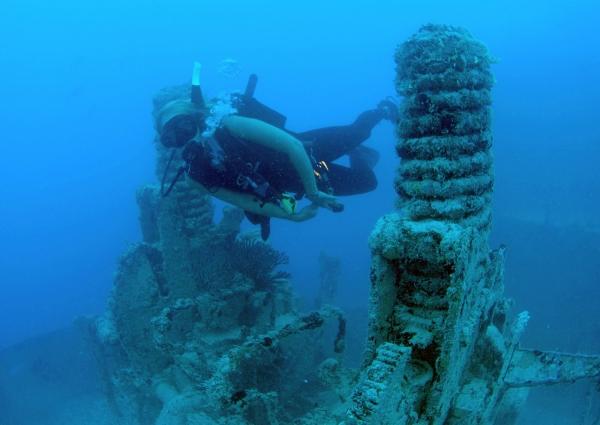 under water city - Atlantis
