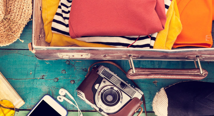 Essential items one must pack before going on a trip abroad!