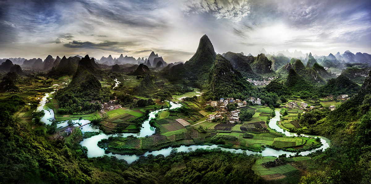 Top Places to visit in China