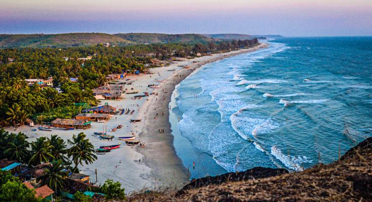 Hidden beaches of Goa