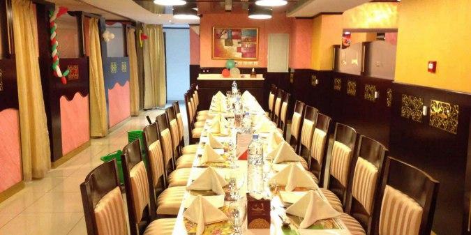 Indian Restaurants in Abu Dhabi