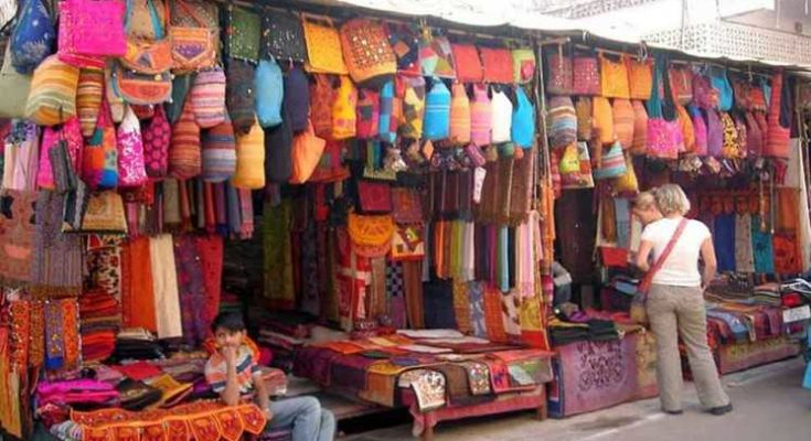 Best Street Shopping in Jaipur