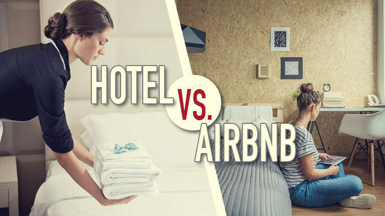 It�s All the Technology That Changed the Travelling Industries- Airbnb Vs Hotels