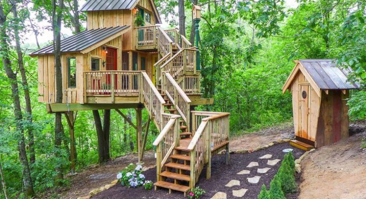 TREE HOUSE COTTAGES AND MUD HOUSE COTTAGES � NEW AGE TOURISM