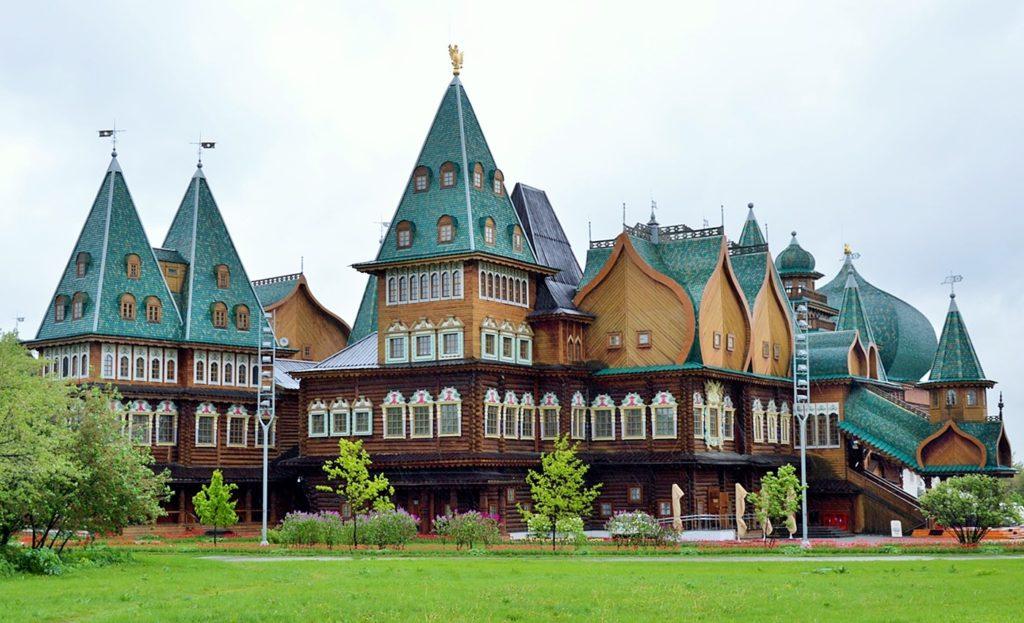 Kolomenskoye Moscow, Russia