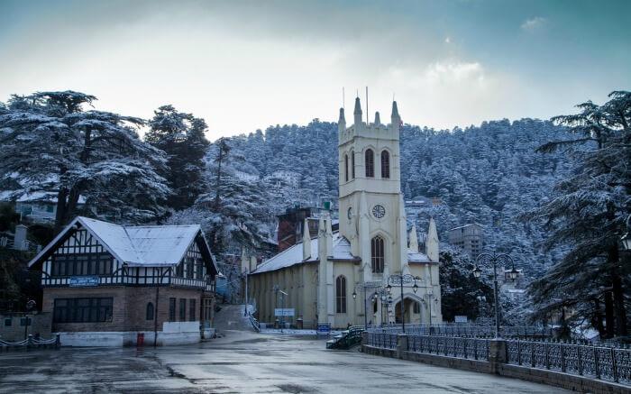 Best Places To Visit In Shimla & Around December