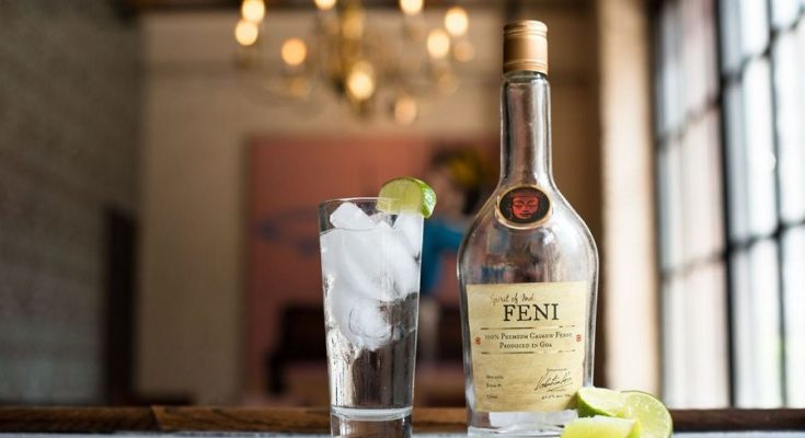 The World's First Feni Cellar In Goa