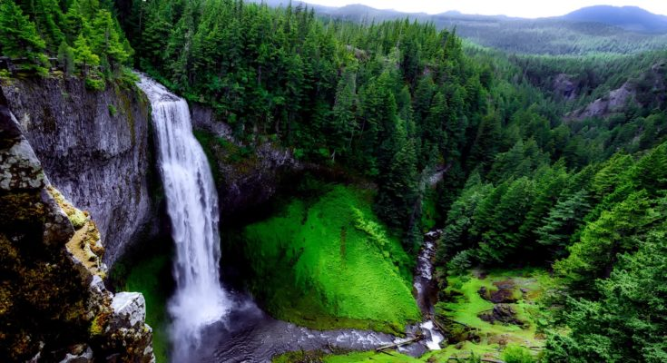 Khabru Waterfall - highest waterfall in Himachal