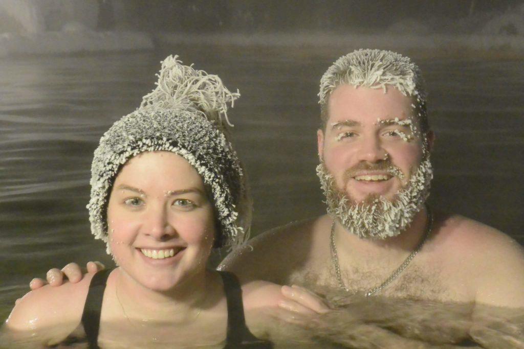 International Hair Freezing Contest