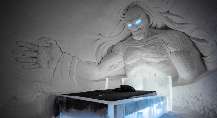 The First Game of Thrones - themed ice hotel in the world