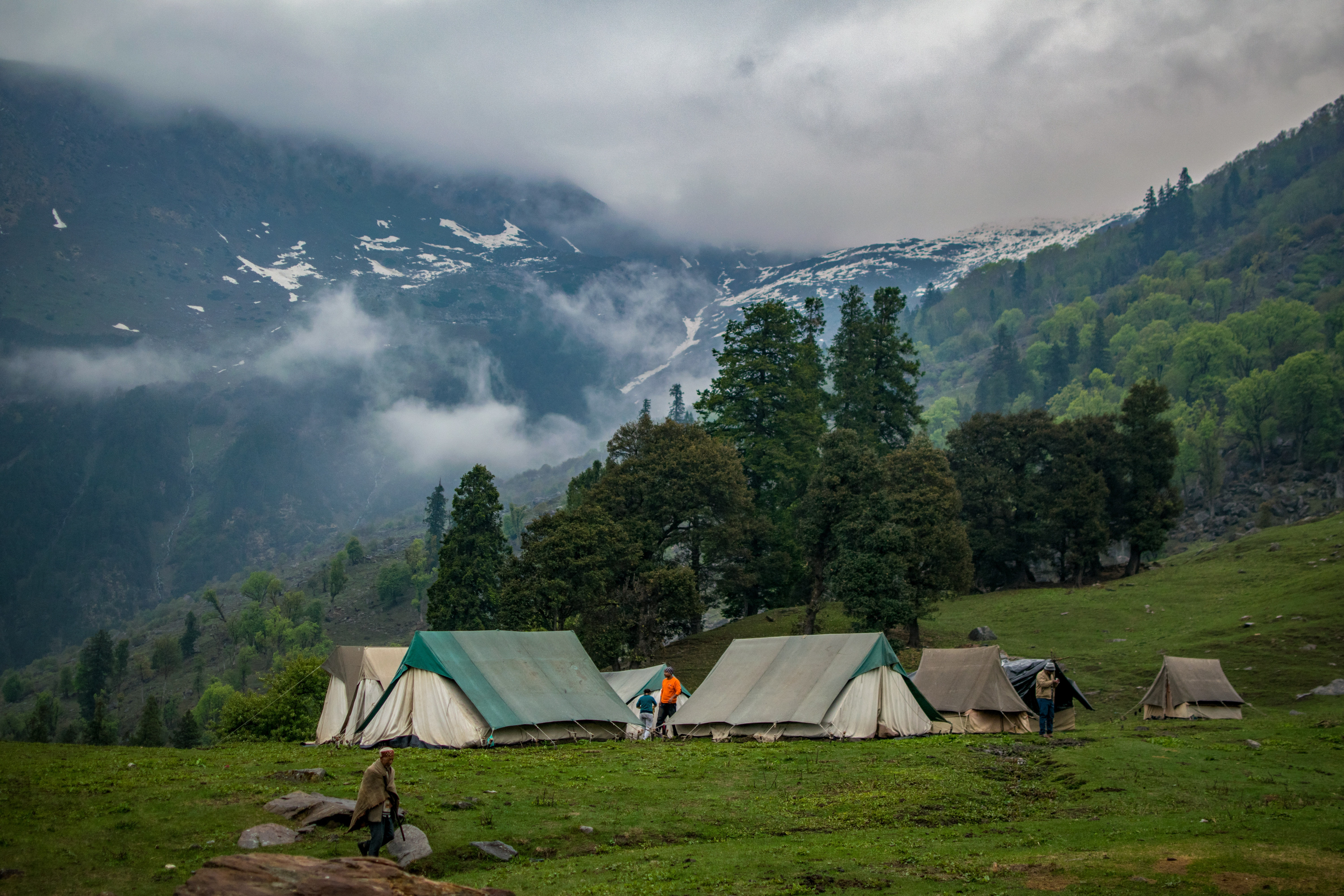 Top 5 Summer Camping Sites in India