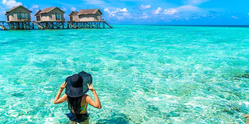 Top 10 beaches in the world with the clearest water