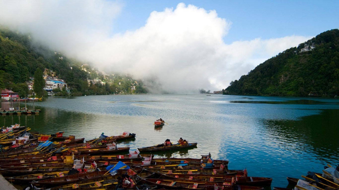 IRCTC�s Nainital Special Tour Package is Tailor-Made for this Simmering Heat