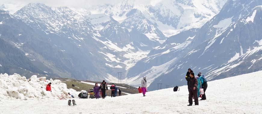 The Ultimate Itinerary for Delhi-Rohtang Pass trip