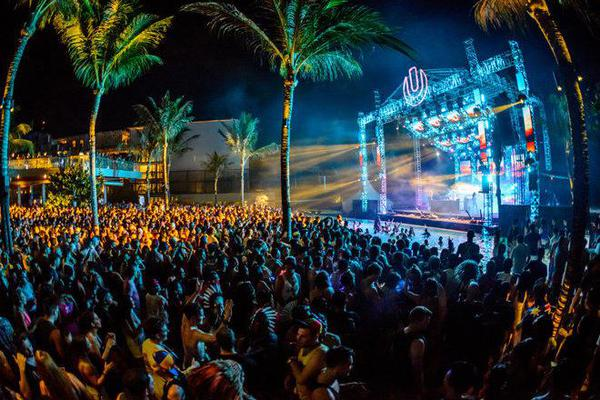 Bali music festival 2019
