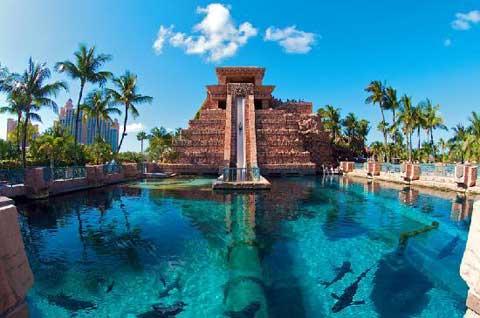 Aquaventure Water Park, Atlantic paradise island Nassau