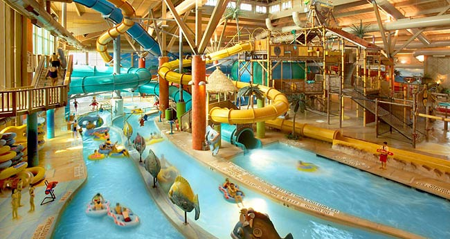 The Top 5 waterparks in the world