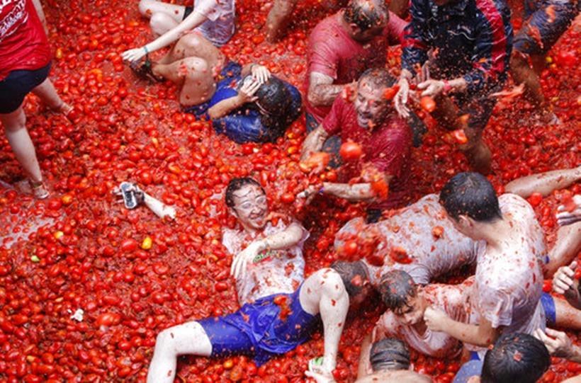 la tomatina 2019