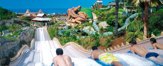 siam waterpark in spain