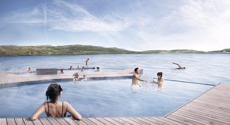 Check out the New Vok baths of Iceland