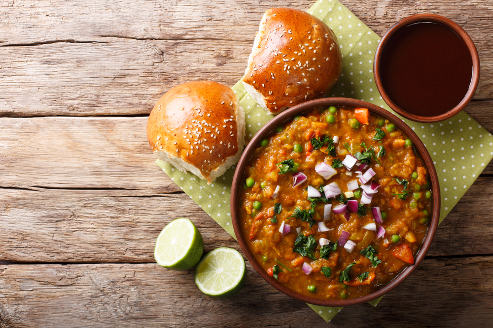 BEST PLACES IN MUMBAI THAT SERVE DELICIOUS PAV BHAJI