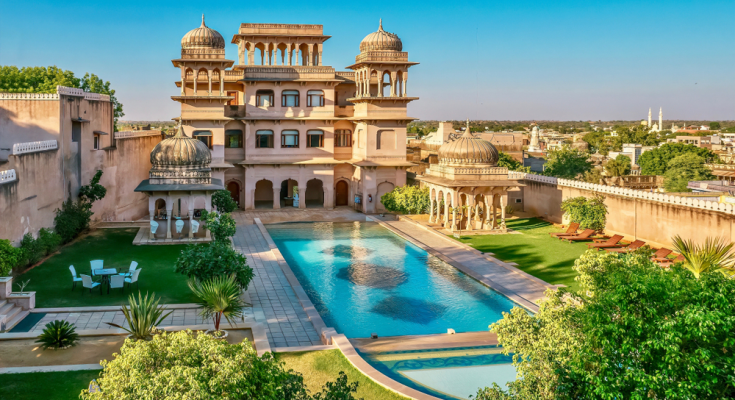 Beautiful Haveli Hotels in India